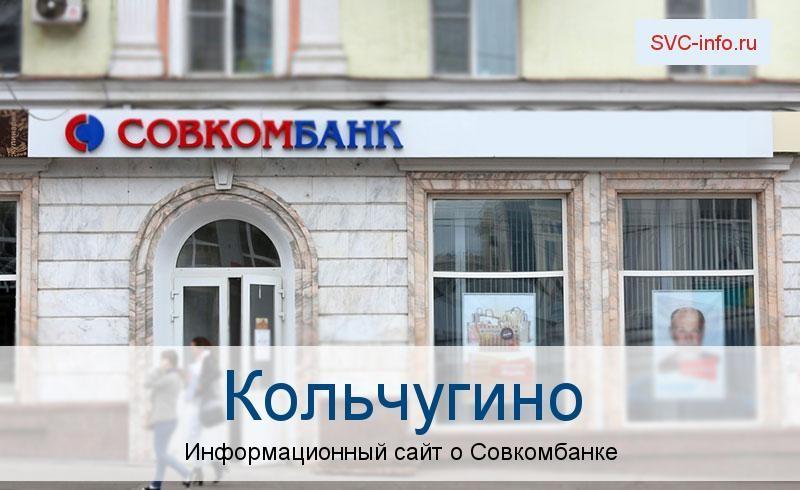 Банкоматы и отделения в городе Кольчугино