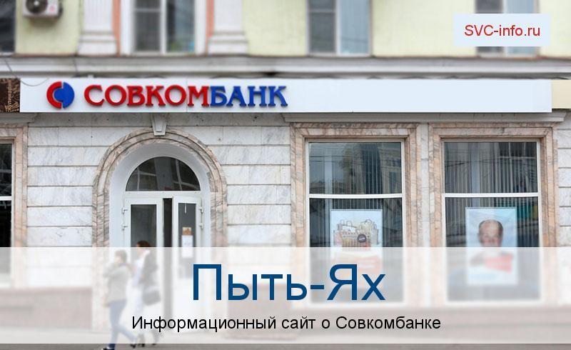 Банкоматы и отделения в городе Пыть-Ях